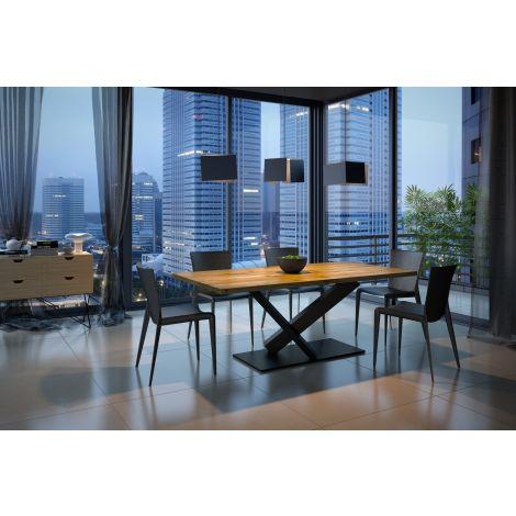 ZAFF 02 - nowoczesny stół do salonu